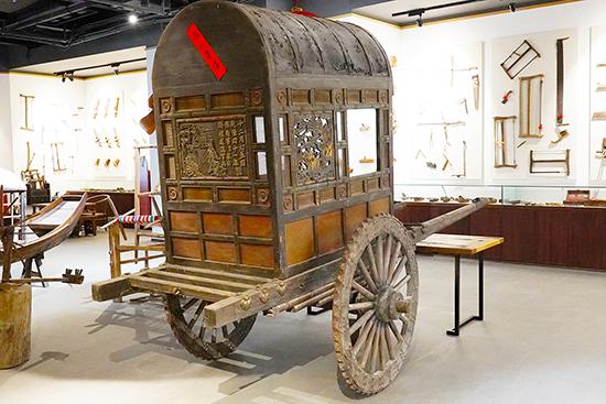 【郑州故事】探访中原首家综合性木作博物馆:展藏乾隆御赐马车