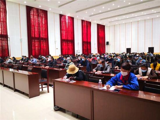郑州二七区举办企业安全生产专题培训班 助力复工复产