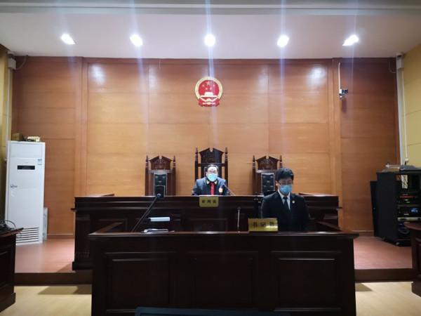 """邓州市院长带头推进信息化""""三远一网""""隔空审理刑事案"""