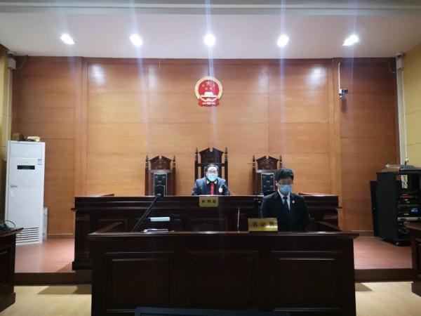 """邓州法院:院长带头推进信息化 """"三远一网""""隔空审理刑事案"""