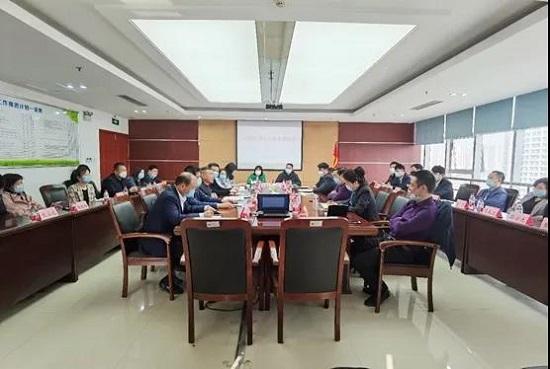 郑州市中原区委统战部搭建政企服务平台
