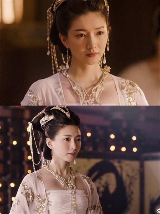 江疏影张天爱 两大女星谁的古装扮相更好看?