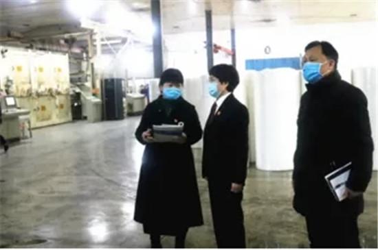 河南法院灵活适用执行措施 助力医用卫材企业复工复产