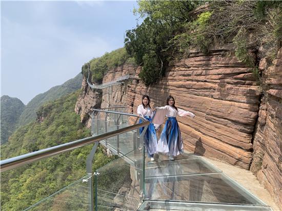 60元全年任意游!龙潭大峡谷、荆紫仙山、黄河神仙湾2020超低预售官方开启!