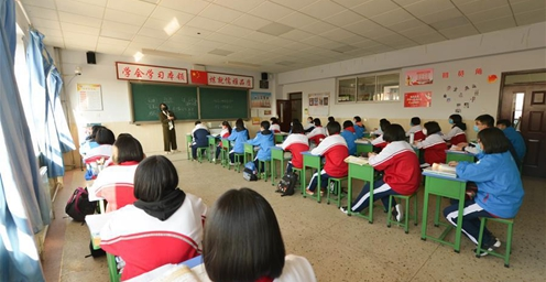 呼和浩特:初高中一二年级今日开学复课