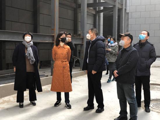 郑州市各县(市)区委统战部搭建平台助力企业复工复产