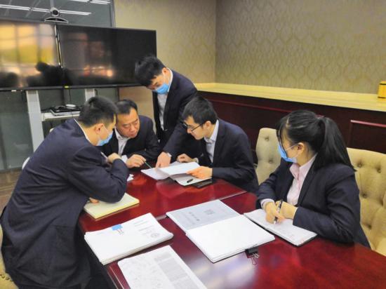 郑州银行林州支行践行红旗渠精神 服务地方经济发展