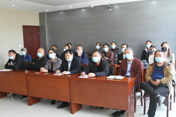 """社旗法院:组织行政执法人员旁听""""民告官""""案件庭审"""