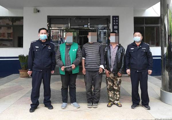 邓州:前进派出所破获一起盗窃电动车案