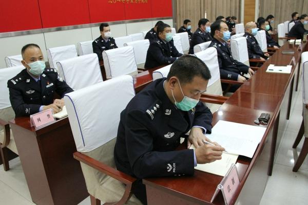 新野县公安局召开党风廉政建设工作会议