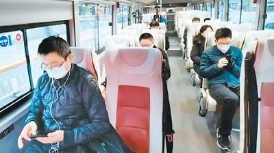 """赞!这是一辆北京样本""""战疫定制公交"""""""
