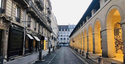 探访:隔离中的春日巴黎