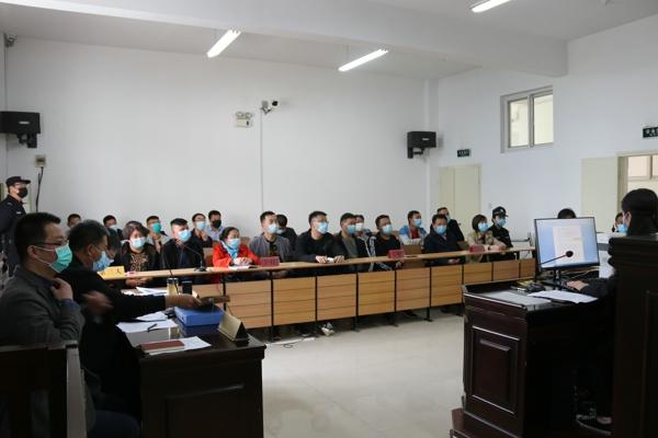 宛城区法院邀请国家机关工作人员参与庭审活动