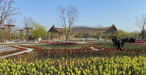 再现盛景!北京世园会园区正式命名为北京世园公园