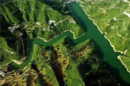 【青天河网红打卡地之七】青天河最美大泉湖,终于要刷屏了!