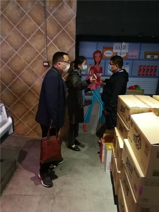 郑州南阳路街道办事处开展春季消防安全专项整治工作