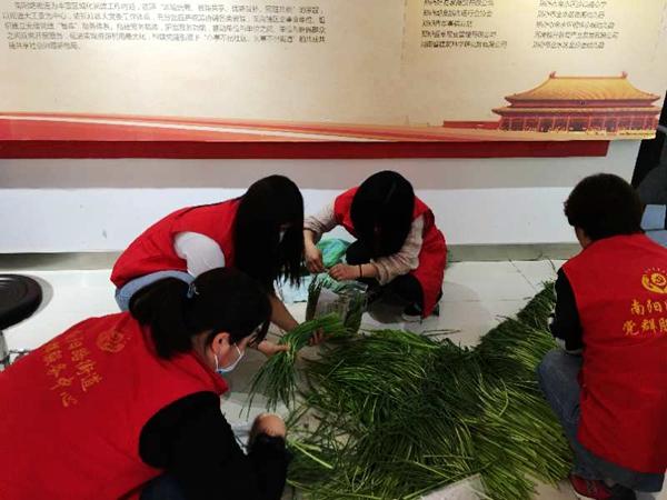 郑州南阳路街道党群服务中心:关爱留守儿童 我们在行动