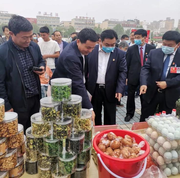 一路凯歌 跨越发展——写在太康县王集乡2019年业绩展开展之际