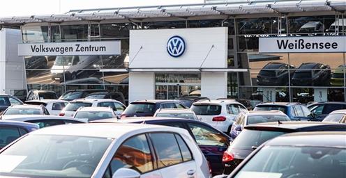 """机构:德国汽车出口""""几乎完全停滞"""" 同比降94%"""