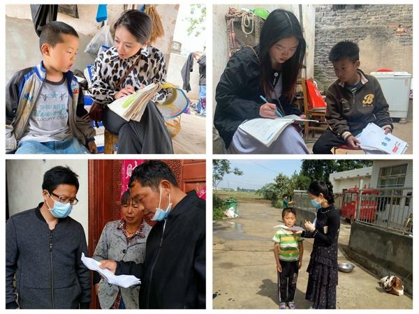 河南新野:五星镇抓实做好教育扶贫