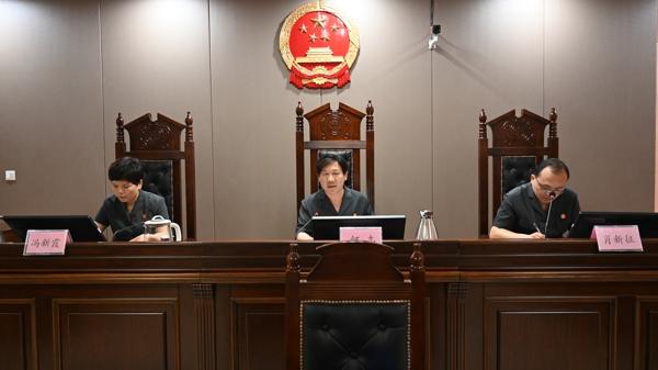 南阳高新区法院召开四月份审判执行质效讲评会