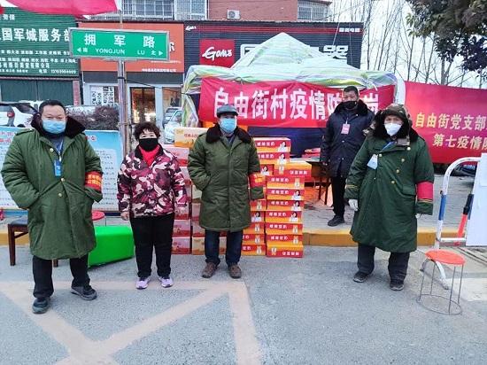 """郑州市中牟县委统战部""""三个加强""""抓好新的社会阶层人士工作"""