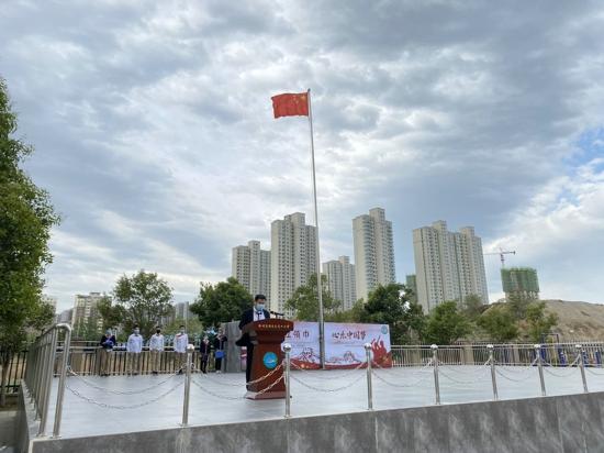 春山在望 如期相约——郑州高新区五龙口小学迎来了开学复课的第一天