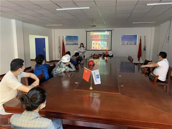 郑州南阳路街道丰乐社区:加强防灾减灾宣传 开展消防安全培训