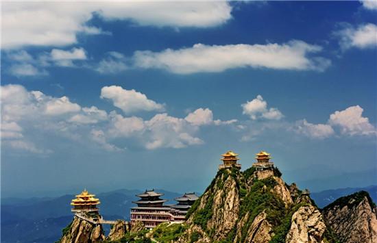 国际护士节,老君山景区为白衣天使送上一份诚意满满的爱