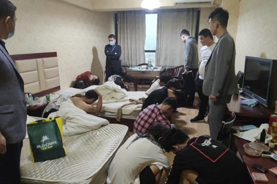 """郑州警方打掉一个13人盗窃电动车团伙 """"富喜""""""""猴子""""牌电动车为其主要作案目标"""