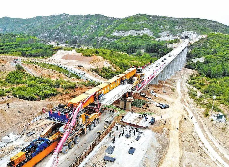 太焦高铁计划2020年底建成通车 从太原到郑州缩至两个多小时