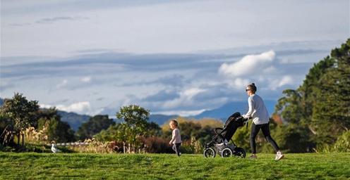 新西兰公园重新开放 中小学生5月18日全面返校复课