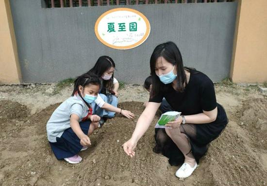 开学了,来葱郁小农场释放孩子的洪荒之力吧