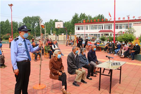 镇平农村4位老人种罂粟苗近5000株 晚年获刑罚名节不保
