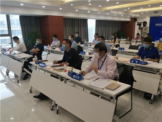 """2020""""郑创汇""""国际创新创业大赛5月份月赛成功举办"""