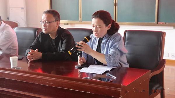 邓州市城区四小学区举行义务教育均衡发展观摩推进会