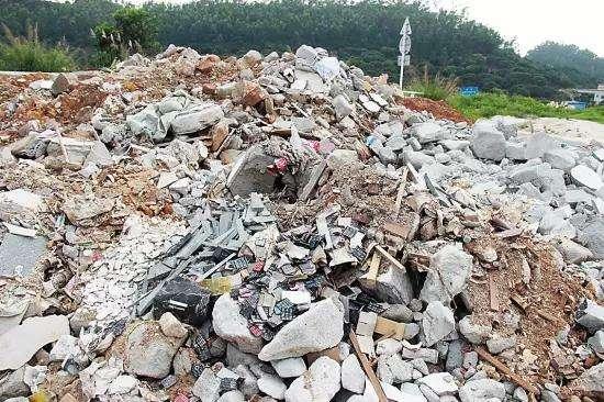 住建部:推进建筑垃圾减量化工作 今年底工作机制初步建立