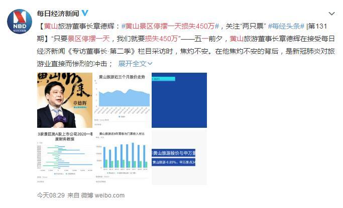黄山景区停摆一天损失450万 河南七大举措促进文旅消费市场繁荣