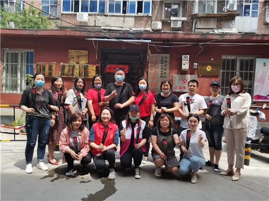 郑州新同乐社区:520 爱要大声说出来——致敬社区工作者