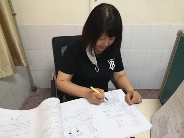 郑州市管城区南学街小学开展复学质量检测活动