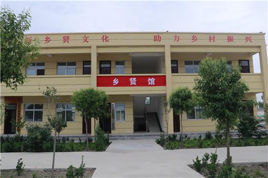 郸城县靳庄:奋发有为立潮头 六村共建推动乡村振兴
