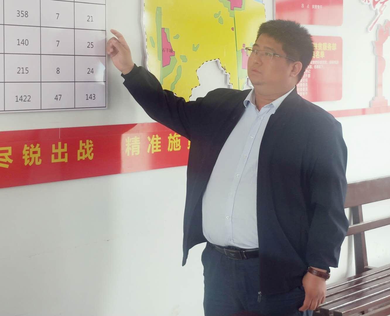第一书记刘帅:责任温暖民心