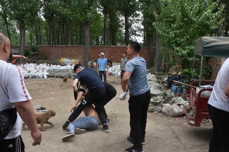 汝南县警方成功打掉一个流窜多地系列盗窃犯罪团伙