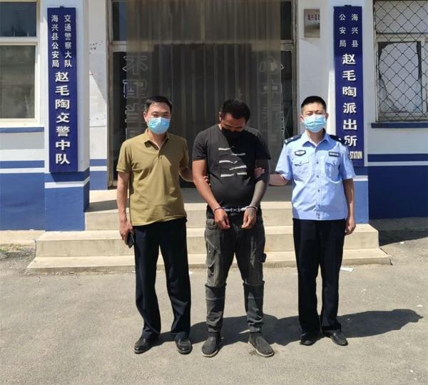 邓州森林公安:疫情下的千里追逃
