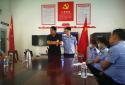 南阳市公安局教官团队到邓州市张楼派出所开展实战送教活动