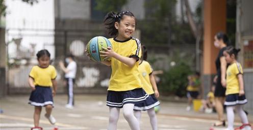 江西:幼儿园开园啦