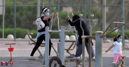 科威特新增新冠确诊病例608例 累计确诊22575例