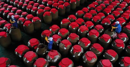 促增收!贵州:古法酿制酸汤形成规模产业
