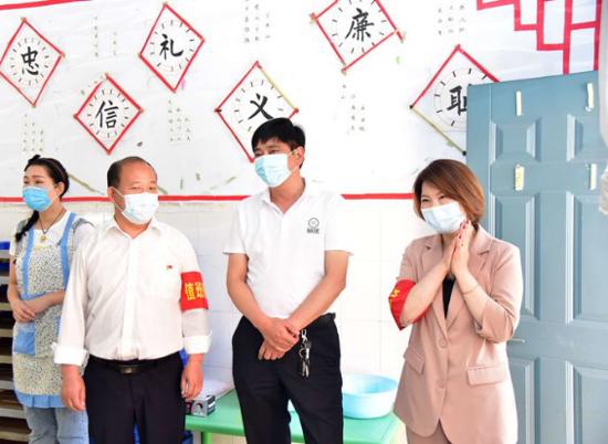 """栾川县城关镇中心幼儿园——""""花已盛开,备战复学"""""""