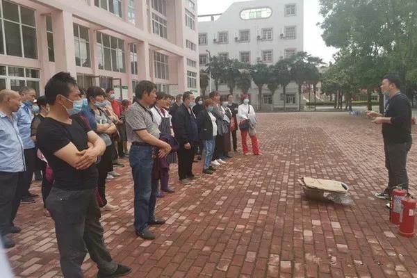 """南阳消防救援支队""""四点结合""""全面做好火灾警示月宣传活动"""